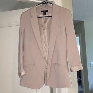 H&M business professional jacket